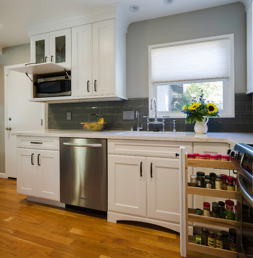 Can you tell me the dimensions of microwave cabinet? Thanks!