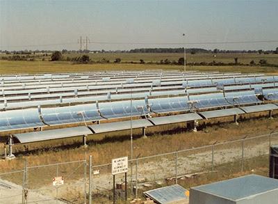 MCCC Solar Panel Field