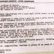 """Rigopiano, mail dall'hotel alle autorità: """"Situazione preoccupante. Intervenite"""" FOTO"""