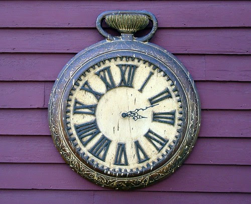 Pocket Watch Clock