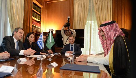 Τα πετροδολάρια του Σαουδάραβα πρίγκιπα Αλ Ουαλίντ Μπιν Ταλάλ και η κυβέρνηση Σαμαρά