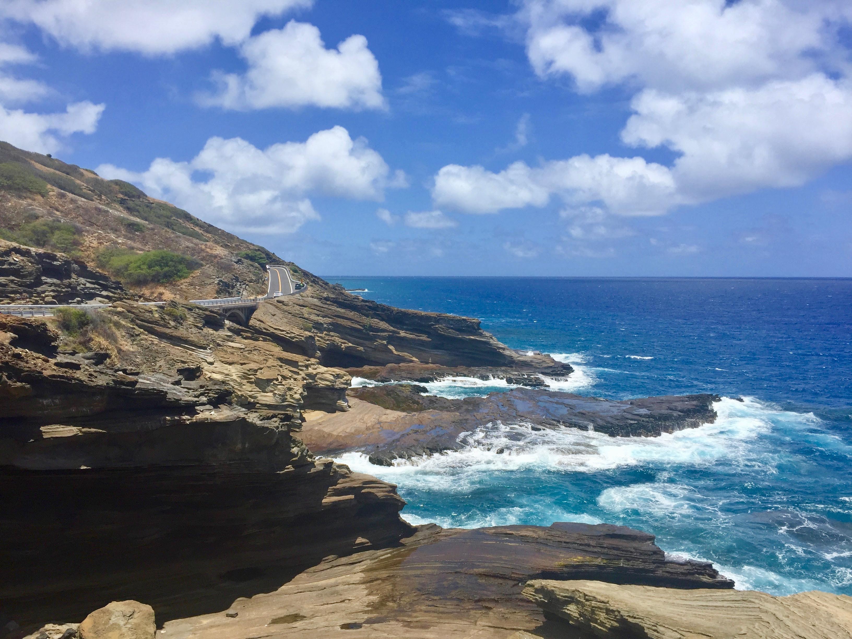 Oahu 一景