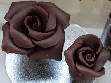chocolate roses « Delicious Cake Design's Blog