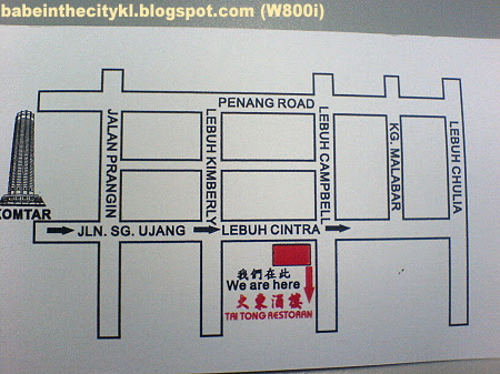 TT - map