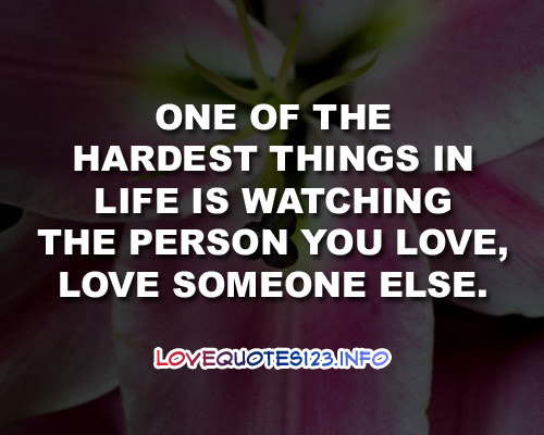 Quotes About Someone Else 900 Quotes