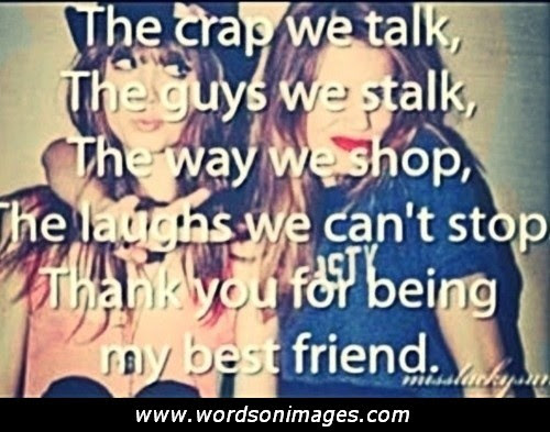 Blonde And Brunette Best Friend Quotes
