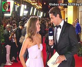 Os melhores momentos da gala Globos Ouro 2019