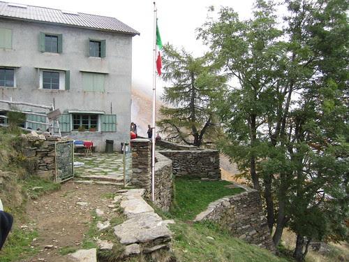 Rifugio Pian Cavallone