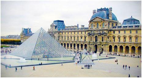 Museu do Louvre - Paris (França)   Foto: Divulgação