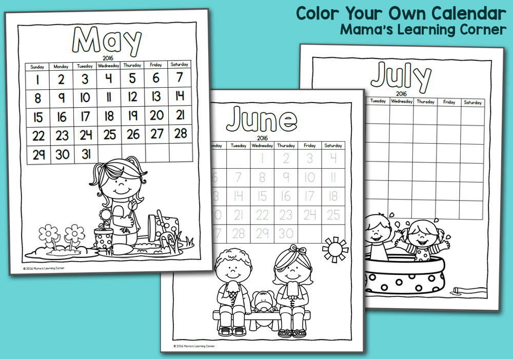 color_fun_printable_calendar_for_kids_2016_1