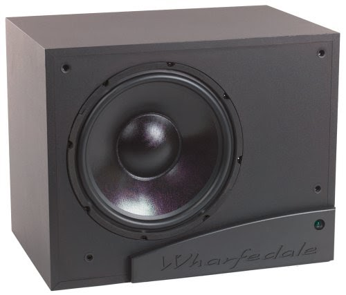 Polaudio speaker reviews: Wharfedale Topaz SW-12 150-Watt