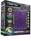 Laser Pegs 3D Light Board Set (Lid and Tub Only)