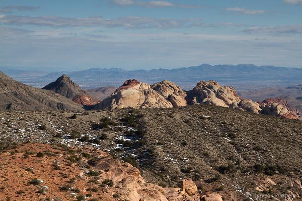 A smattering of desert images