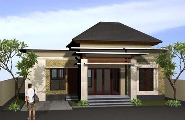 34 Konsep Baru Desain Rumah Minimalis Bali