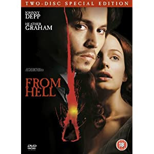 From Hell (2 Disc Special Edition) [2002] [DVD]