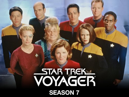 Star Trek Voyager Season 7