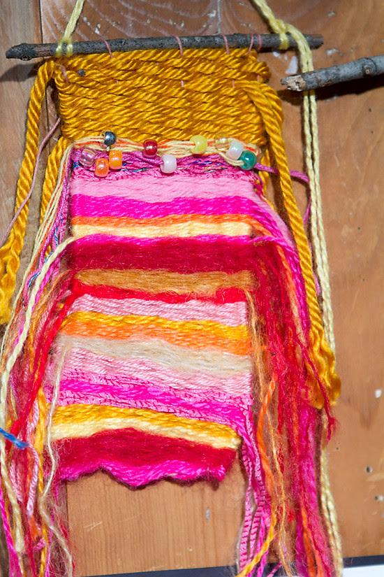 weaving solo pic