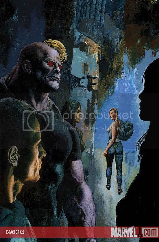 X-Men:Divided we Stand