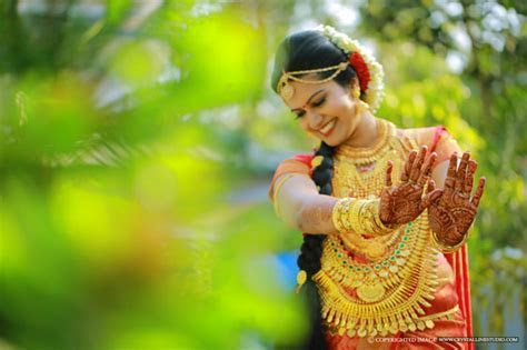 Aswathy  Aravind   Traditional Hindu Wedding Kerala