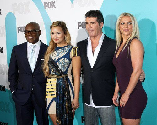 Fox Upfront in New York City - May 12, 2012, Britney Spears