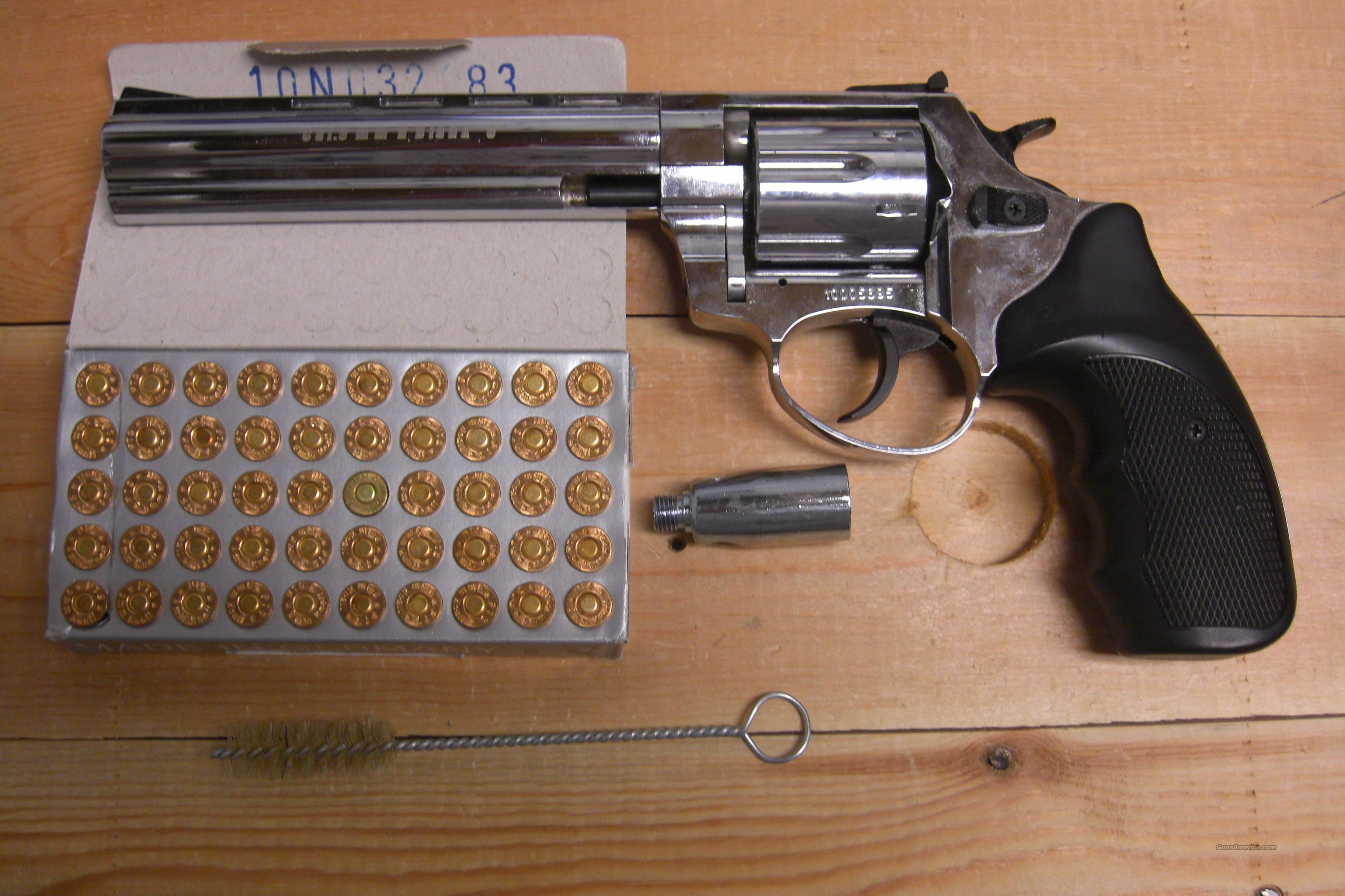 Atak Arms 9mm blank gun