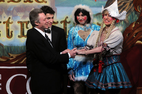 Christopher Walken Is Hasty Pudding Awards 2008 Man Of The Year