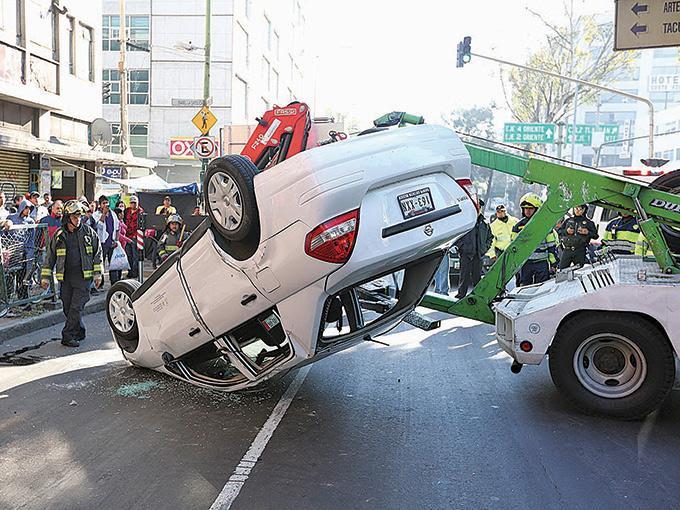 En el país, 73% de los autos no tiene seguro