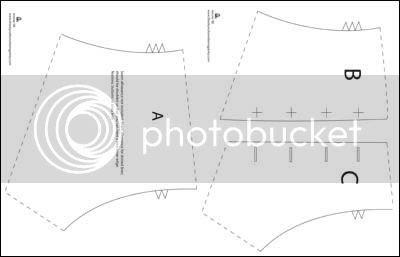 Spats - pattern