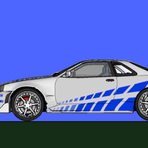 Faatradwaicap: Fast And Furious Nissan Skyline