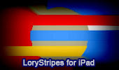 iPad Apps: LoryStripes.