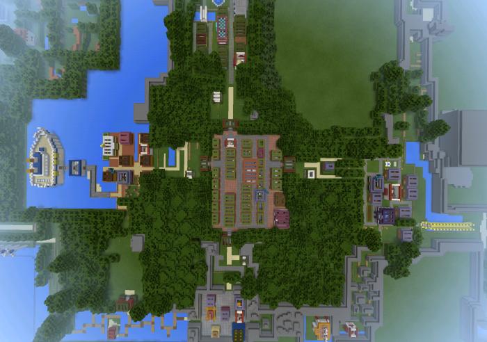 Pokemon Kanto Region Creation Minecraft Pe Maps
