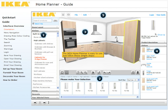 How To Design Your Own Kitchen Online For Free
