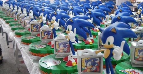Making of the Sonic 20th Anniversary Figurine