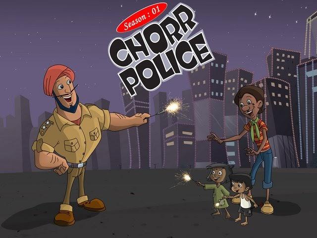 Chorr Police Season 1 Hindi Episodes Download
