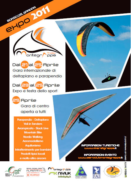 Montegrappa trophy 2011 poster