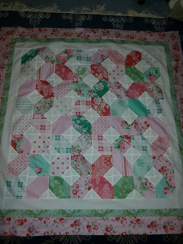 x and O Quilt