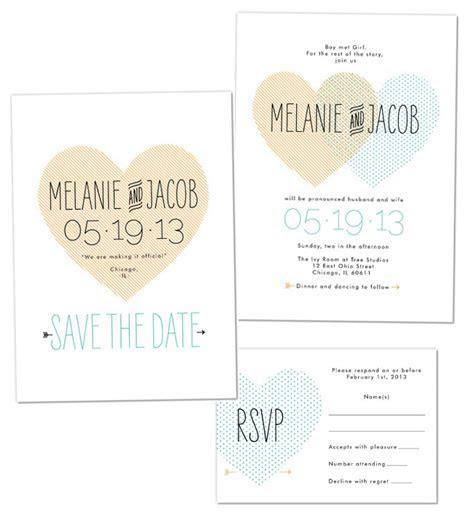 Love Vs Design Wedding Invitations   Green Wedding Shoes