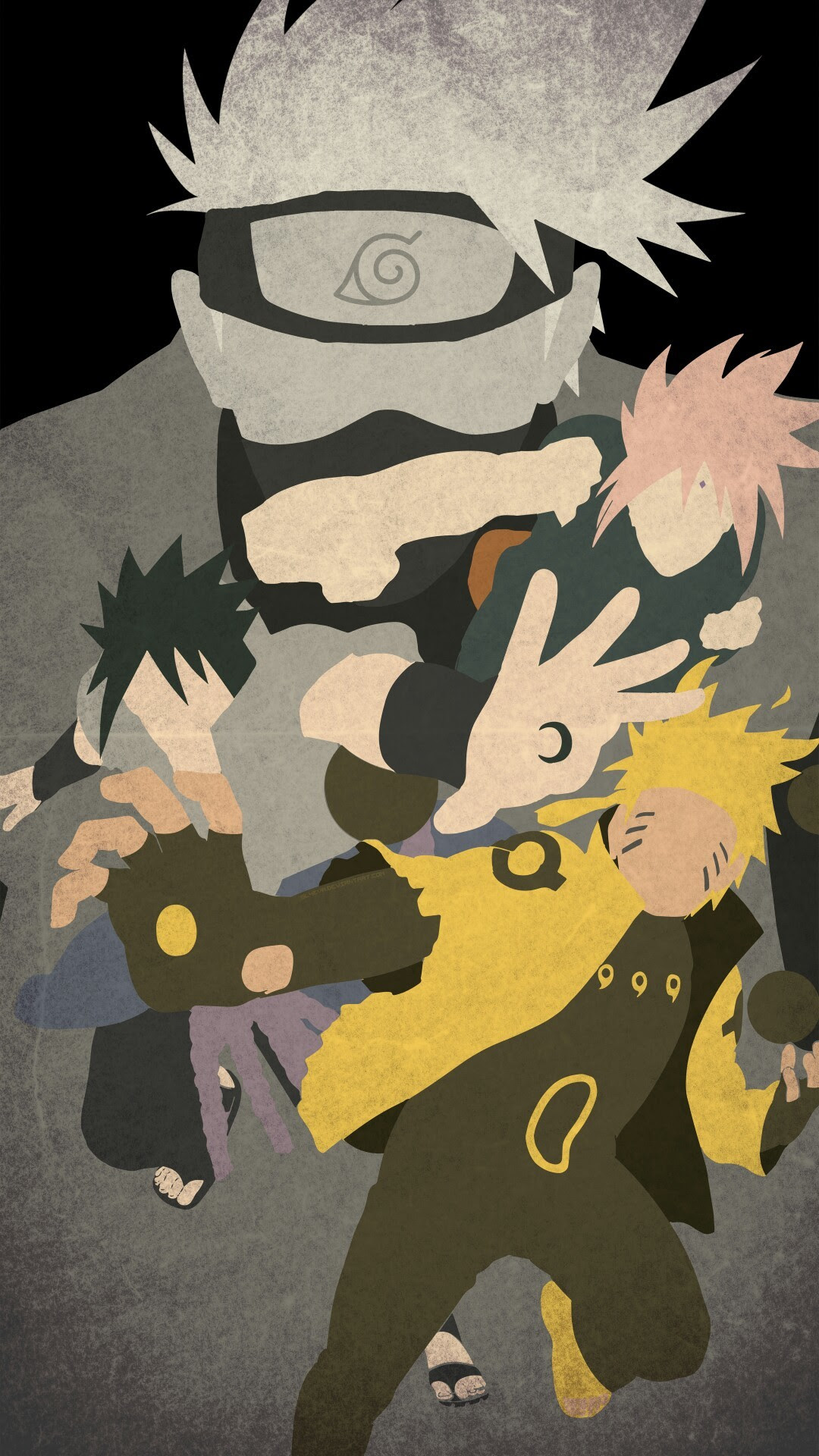 Naruto Wallpapers HD for iPhone (77+ images)