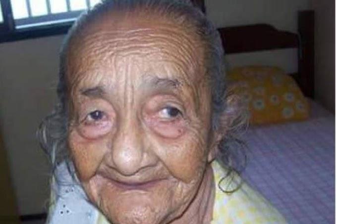 Morre a pessoa mais velha do Brasil e a terceira do mundo