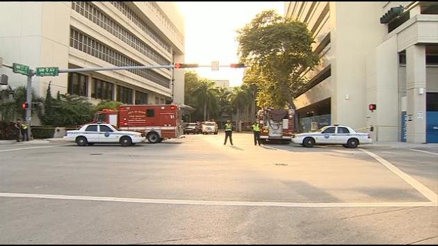 Officials block off JMH's ER room
