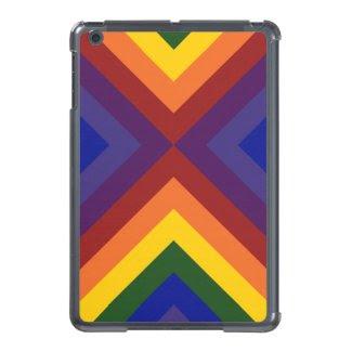 Rainbow Chevrons iPad Mini Covers
