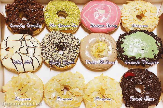JCo Donuts Flavor