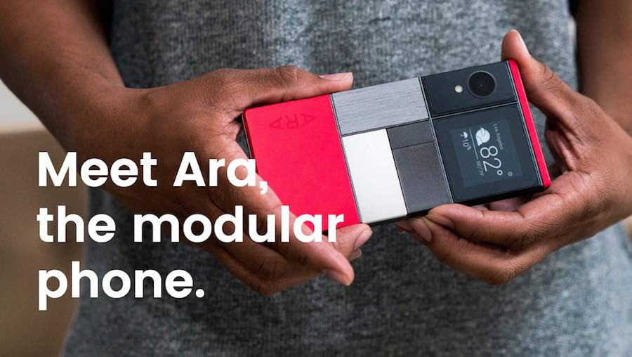 google project ara modular phone