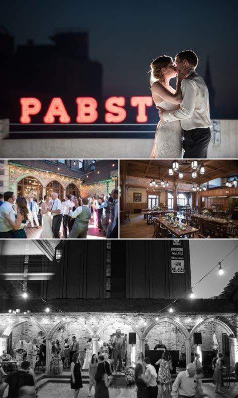 Best Place at Pabst Brewery Wedding ? Cost Breakdown
