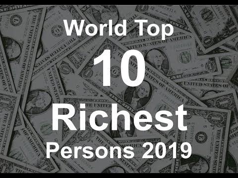 2019 End Richest Person in World || 3rd Warren buffett, 2nd ?, 1st ?