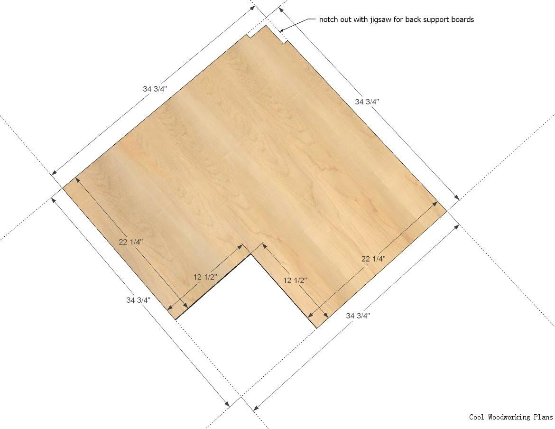 Easier 36″ Corner Base Kitchen Cabinet - Momplex Vanilla ...