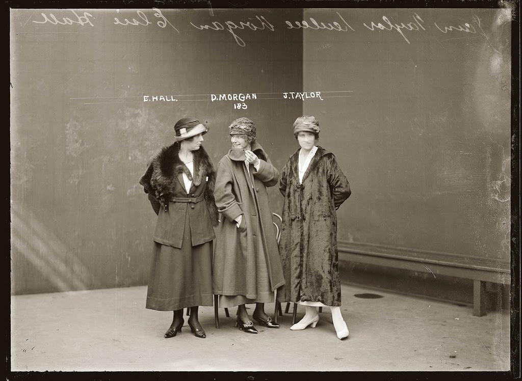 photo police sydney australie mugshot 1920 18 Portraits de criminels australiens dans les années 1920  photo photographie histoire featured art