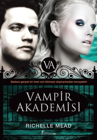Vampir Akademisi (Vampir Akademisi, #1)