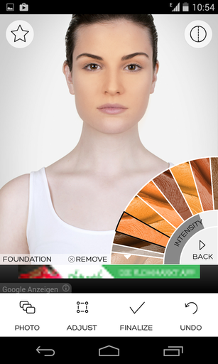 Makeup Mini Die Schmink App Für Das Perfekte Make Up Android User