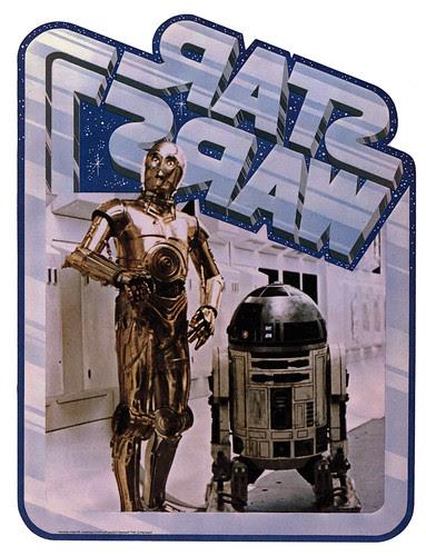 Star Wars Iron-On Transfer Book 007